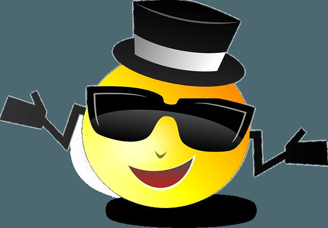 Un seo black hat heureux