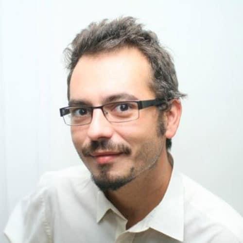 Portrait de Manuel Cebrian premier sur consultant seo