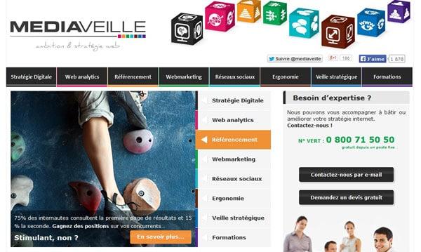 mediaveille agence seo webmarketing