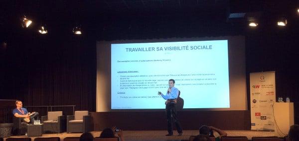 conférence seo webmarketing emmanuel vauxmoret
