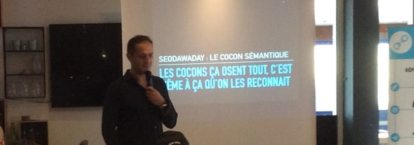 Laurent Bourrelly au SEOdawaDay